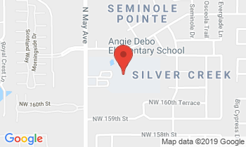 Clickable Map for Angie Debo Elementary 16060 N. May Edmond, OK 73013